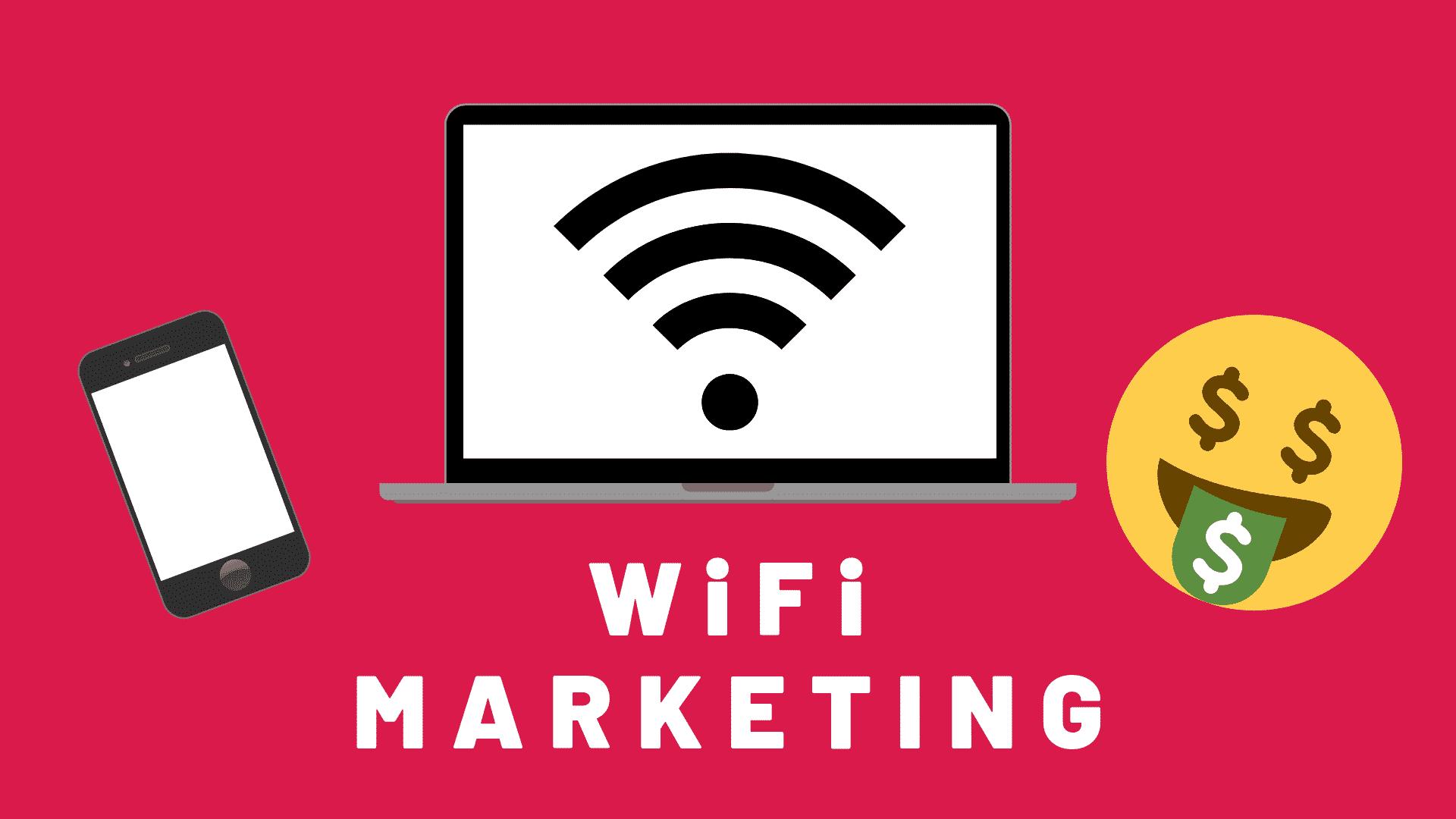 Wifi marketing